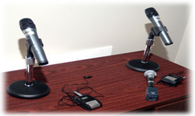 microphones for conference room