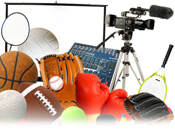 athletic events and banquets